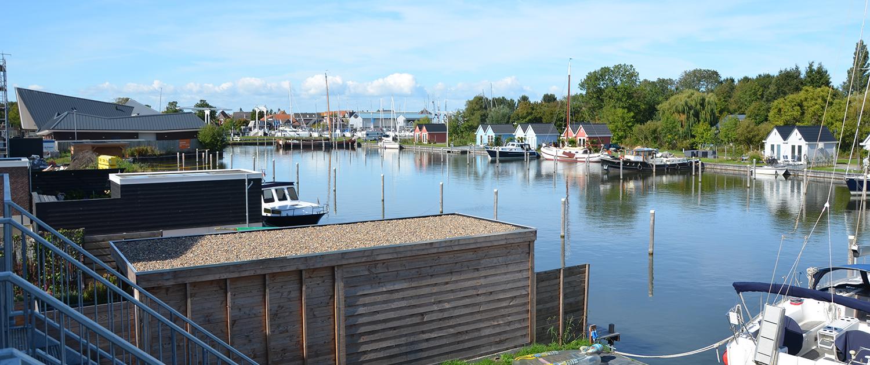 Ferienhaus am Kanal Stavoren