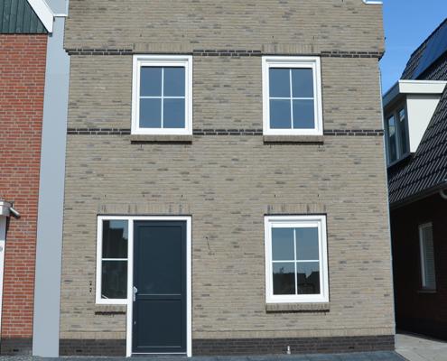 Frontseite Ferienhaus Stavoren