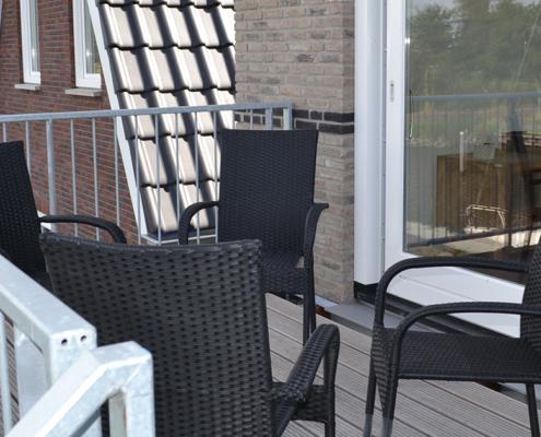 Ferienwohnung mit Balkon , Stavoren