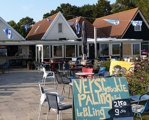 Eetcafe in Laaxum Friesland