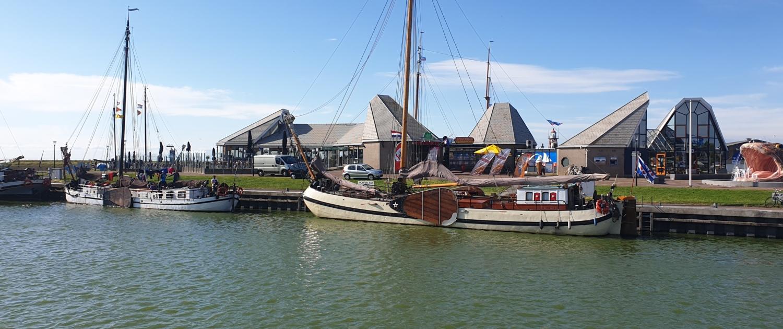 Alter Hafen in Stavoren