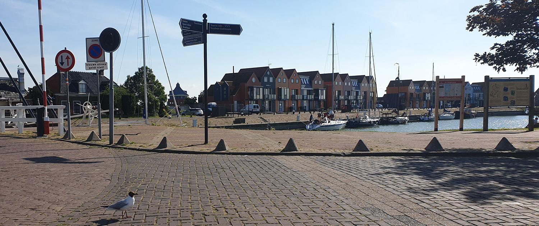 Stavoren, Hafenbecken