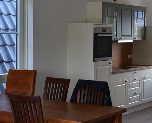 Ferienhaus Friesland mit moderner Einbauküche