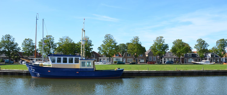 Kanal von Stavoren