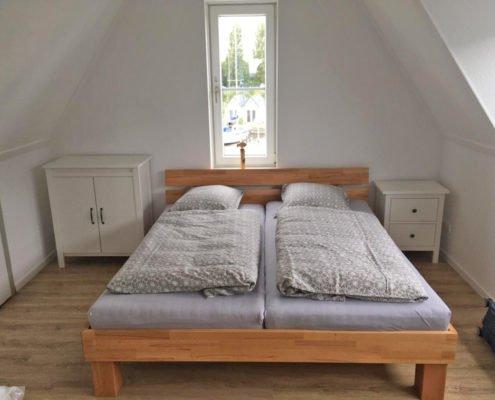 Ferienwohnung Stavoren Schlafzimmer
